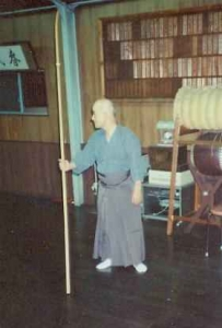 kancho sensei c. 1986